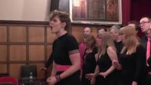 Tainted Love sung by Kitsch in Sync - Brandenburg